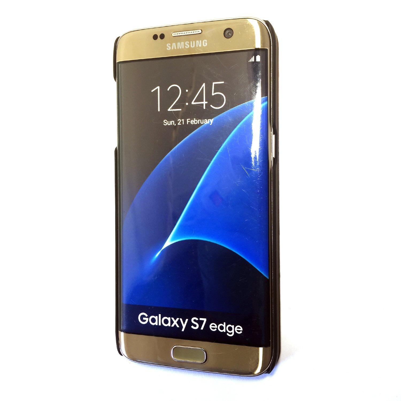 Samsung Galaxy S7 Edge Caso, Funda Dura Elegante y Ligera Madera Cubierta Carcasa de PC Protector para el Samsung Galaxy S7 Edge(5.5 Inch)(Jesus): Amazon.es: Electrónica