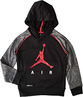 90d28a2e5edf Jordan Nike Jumpman Little Boys  Elephant Print Therma-Fit Pullover Hoodie