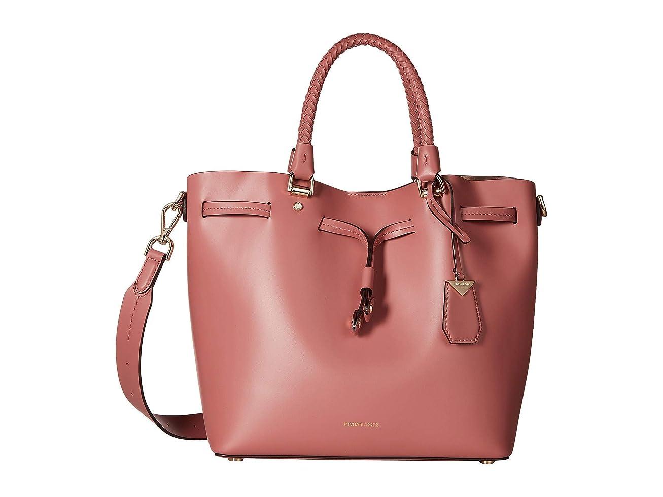 ミュート戸惑うジレンマ[マイケルコース] レディース ハンドバッグ Blakely Medium Bucket Bag [並行輸入品]