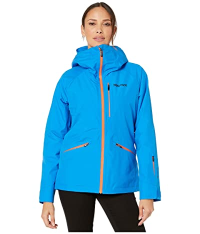 Marmot Lightray Jacket (Clear Blue) Women