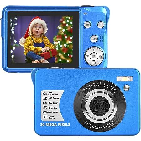 Canon Ixus 115 Hs Digitalkamera 3 Zoll Blau Kamera