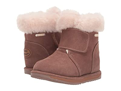 EMU Australia Kids Sommers (Toddler/Little Kid/Big Kid) (Oak) Girls Shoes