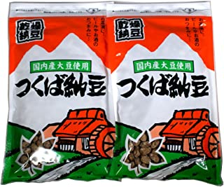 【天日干し】つくば干し納豆 国産大豆使用【つくば名産】110g×2袋