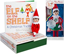 Every night this Scout Elf will return to the North Pole to say whether your family has been naughty or nice. Santa takes that information every night until Christmas Eve when he decides if you're get