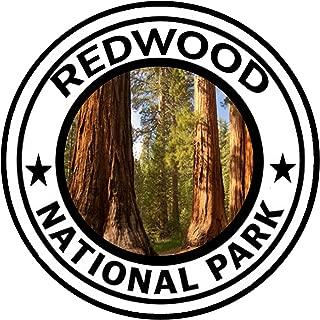 Rogue River Tactical Redwoods National Park Sticker 5