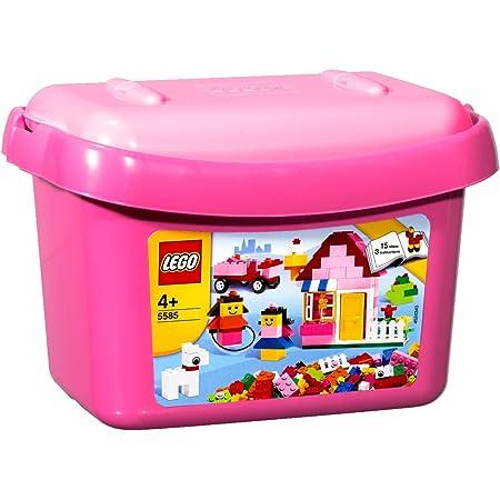 レゴ (LEGO) 基本セット ピンクのコンテナ 5585