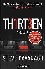 Thirteen: Thriller (German Edition) Formato Kindle
