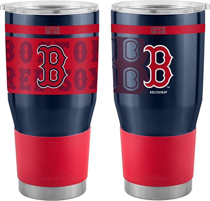 Boelter Brands Washington Nationals 2019 World Series Champions 30-Ounce Ultra Tumbler Cup