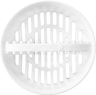 Filtro di Scarico Contro Cappelli |Filtro per Capelli per sifone (Compatibile con Il Set di scarti Viega Tempoplex e Model...