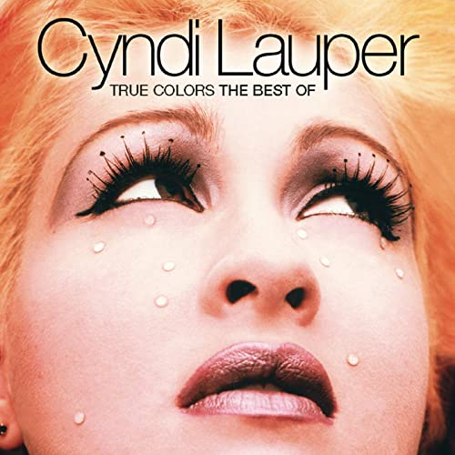 True Colors - The Best of Cyndi Lauper