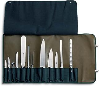 AUSONIA Coffret de cuisine 10 pièces, 9 couteaux forgés et 1 affûteur