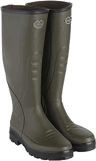 Le Chameau Men's Traqueur Onsteam Lined Boots Vert Chameau