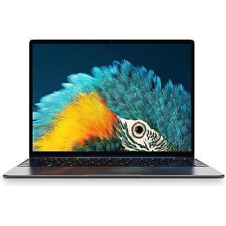 CHUWI Ordenador Portátil,GemiBook Pro 14 Pulgadas 3: 2 IPS Laptop 2160*1440 Windows 10 Notebook,Intel Celeron J4125 8GB RAM +256GB SSD,WiFi 6,Type-C,USB 3.0,Admite Doble Expansión SSD hasta 1T(8GB)
