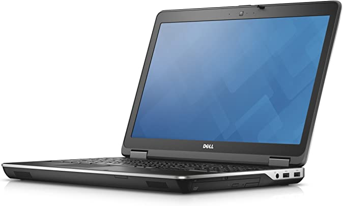 Dell SM005LE65408GER Latitude E6540 39 6 cm 15 6 Zoll Laptop Intel Core i5 4300M 2 6GHz 4GB RAM 500GB HDD Win Pro schwarz Schätzpreis : 354,00 €