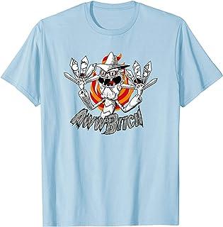 Adult Swim Rick & Morty Scary Terry Aww Bitch T-Shirt