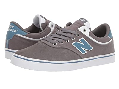 New Balance Numeric NM255 (Grey/Navy) Men