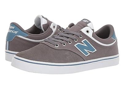 New Balance Numeric NM255 (Grey/Navy) Men