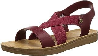 BATA Women's Aerial Sandal Flat Fashion