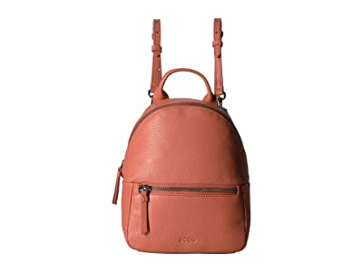 ECCO SP 3 Mini Backpack (Apricot) Backpack Bags