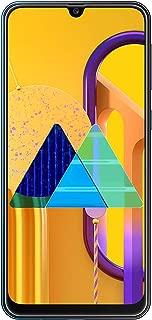 هاتف سامسونج جالاكسي M30s ثنائي شرائح الاتصال - بذاكرة داخلية سعة 64 جيجابايت، ذاكرة رام سعة 4 جيجابايت، مع تقنية الجيل الرابع ال تي اي, 64 GB