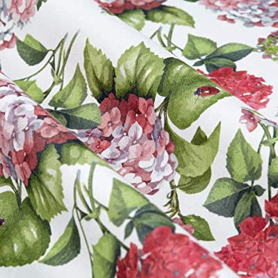 Amazon.com: Telio Montgomery Stretch Bengaline Floral Tela ...