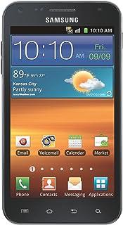 BLACK Samsung Galaxy S II Epic 4G Touch SPH-D710 - BLACK (Sprint) Smartphone. CLEAN ESN!