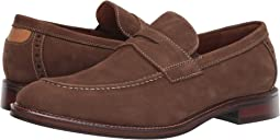 Brown Tumbled Nubuck