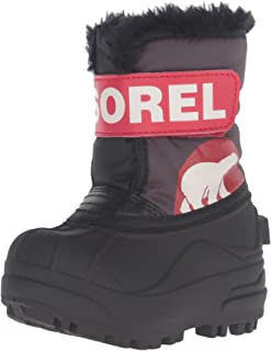 Sorel Unisex Child Toddler Commander-K Snow Boot