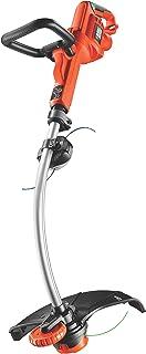 comprar comparacion BLACK+DECKER GL8033 - Cortabordes eléctrico 800W, ancho de corte 33 cm