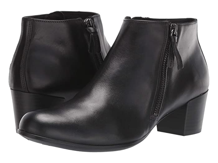 ECCO  Shape M 35 Ankle Boot (Black) Womens  Boots