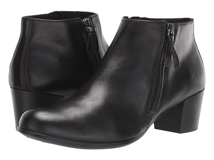 ECCO Shape M 35 Ankle Boot (Black) Women's  Boots