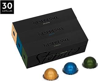 Nespresso Vertuoline Coffee, Best Seller Assortment, 30 Capsules