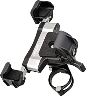 デイトナ バイク用 スマホホルダー 3 アルミアーム リジット iPhone 11 / Pro/Pro Max/SE(第二世代)対応 IH-1100D 17232