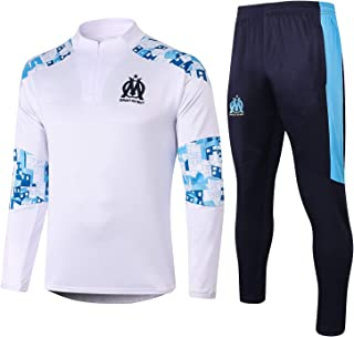 PARTAS Maglia Manica Lunga Manchester City Football Training Suit for Adulti Sportivo Tuta Calcio Regalo Ufficiale Jacket /& Pants