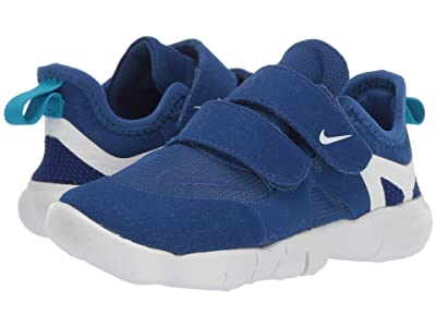 Nike Kids Free RN 5.0 (Infant/Toddler) (Indigo Force/Deep Royal Blue) Kids Shoes