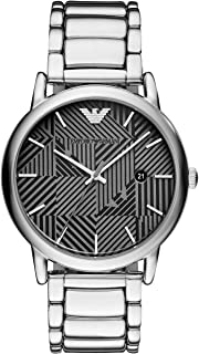 Emporio Armani Casual Watch For Men Analog Stainless Steel - GB-AR11134