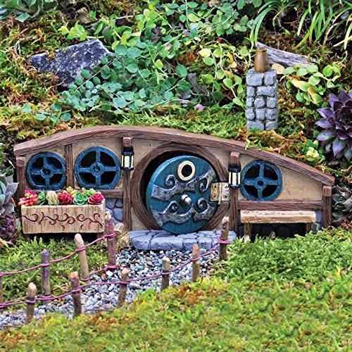 Fiddlehead Gartendekoration Fairy Garden Mulberry Burrow