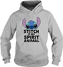 Stitch is My Spirit Animal T Shirt, Stitch and Ai T Shirt - Hoodie