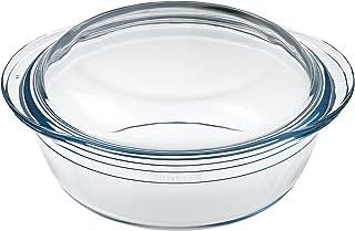 Ôcuisine Classic - Cacerola redonda, 2,3 l, 27 x 23 cm