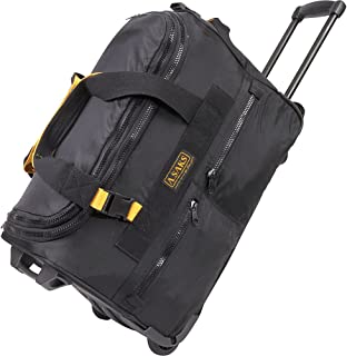 a saks duffel bags