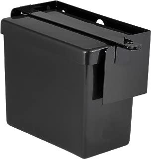 CURT 52090 5-7/8-Inch x 5-3/8-Inch x 3-1/2-Inch Lockable Trailer Breakaway Battery Case