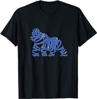 Bjj Jiu Jitsu Belt Gorilla - Blue