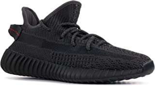 Juniors Yeezy Boost 350 V2 Black Shoes - FU9006