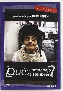 What's Under Your Hat? ¿Qu tienes debajo del sombrero?  NON-USA FORMAT, PAL, Reg.0 Spain