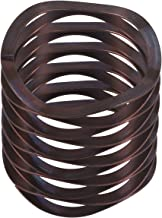 Multiwave Washers,Compression Wave Spring, Metric, 22mm ID, 28 OD, 0.46mm Thick,11 Turns,3.5waves per Turn,26.54mm Free Height, 13.22 N/mm Spring Rate, 130N Load Capacity@Spring height16.71mm