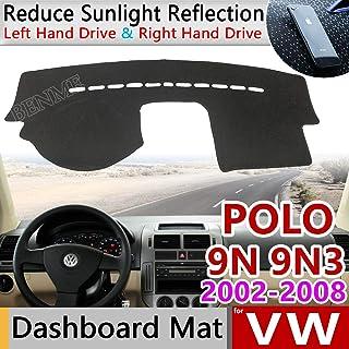 KDLLK Copertura del cruscotto dellauto,per Toyota RAV4 Vanguard XA30 2006 2007 2008 2009 2010 2010-2012 Dashboard Cover Parasole Dash Board Cover Carpet