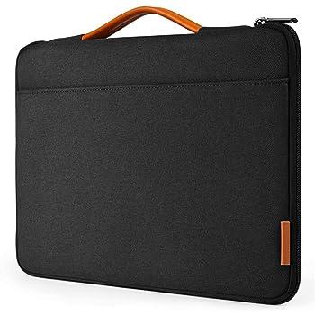 Inateck 13-13.3 Inch Laptop Case Bag Compatible 13.3 Inch MacBook Air 2010-2020/MacBook Pro Retina 13'' 2012-2015, 2020/2019/2018/2017/2016,Surface Pro 3/4/5/6/7/X, Surface Laptop 2017/2/3 - Black