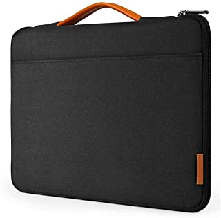 Inateck 13-13.3 Inch Laptop Case Bag Compatible 13.3 Inch MacBook Air(Including 2018)/MacBook Pro Retina 13'' 2012-2015, 2019/2018/2017/2016,Surface Pro X/7/6/5/4/3, Surface Laptop 2017/2/3 - Black