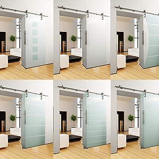 Amazon.es: puerta corredera cristal