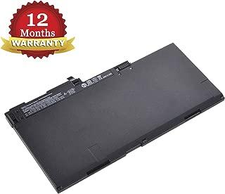CM03XL CO06XL Laptop Battery Compatible with HP EliteBook 840 845 850 740 745 750 G1 G2 Series 717376-001 CM03050XL CO06 E7U24AA HSTNN-IB4R HSTNN-DB4Q HSTNN-LB4R HP ZBook 14 [11.1V/50WH]